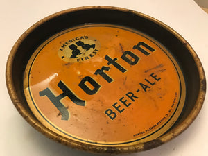Vintage Horton Beer Tray Horton Beer and Ale Hard to Find