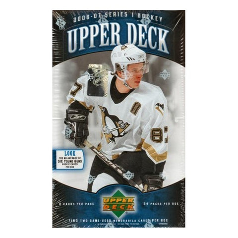 2006-07 Upper Deck Series 1 Hobby