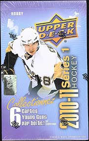 2010-11 Upper Deck Series 1 French Hobby