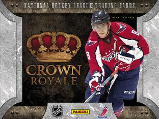 2011-12 Panini Crown Royale Hobby
