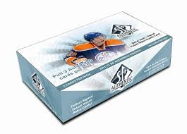 2011-12 SP Authentic Hockey Hobby Box
