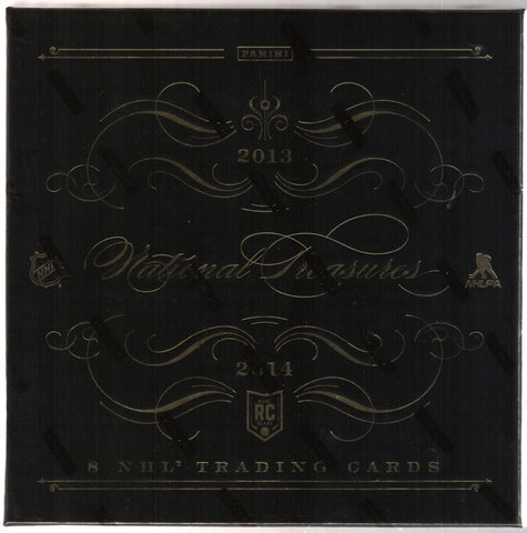 2013-14 National Treasures