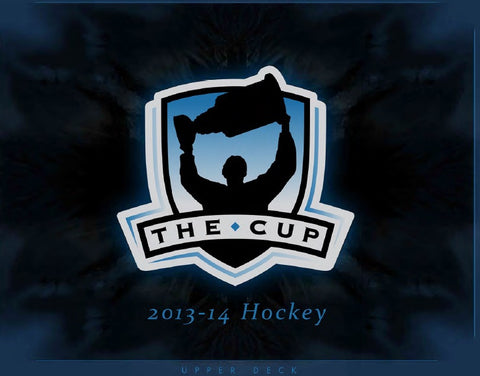 2013-14 UD The Cup Hockey Box