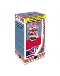 2014-15 O-Pee-Chee Hockey Blaster Box