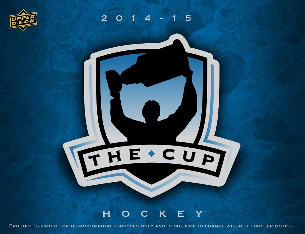 2014-15 UD The Cup Hockey Hobby Box
