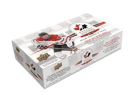 2014-15 UD Team Canada Juniors Hockey Hobby Box