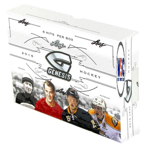 2015-16 Leaf Genesis Hockey Hobby Box