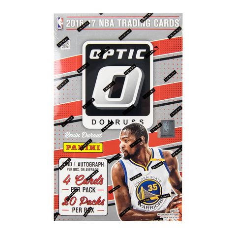 2016-17 Panini Optic Basketball Hobby Box
