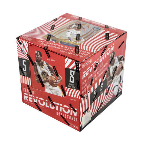 2016-17 Panini Revolution Basketball Hobby Box