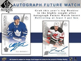 2016-17 SP Authentic Hockey Hobby Box