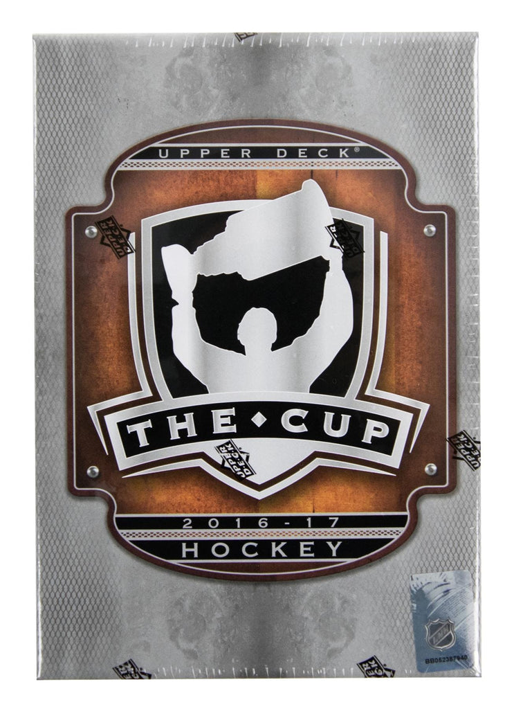 2016-17 Upper Deck The Cup Hockey Hobby Box