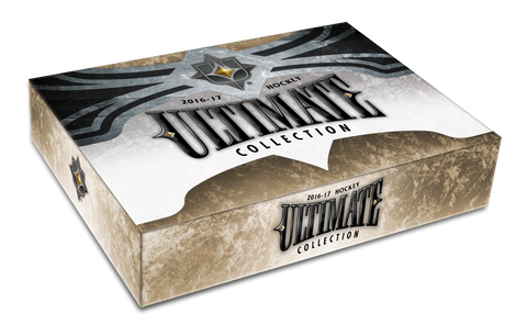 2016-17 UD Ultimate Collection Hockey Hobby Box