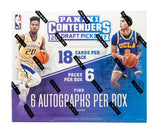2017-18 Panini Contenders Draft Picks Basketball Hobby Box