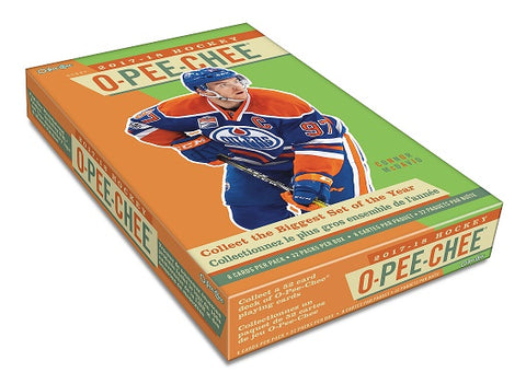 2017-18 O-Pee-Chee Hobby Hockey Box