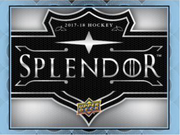 Group Break#808- 1/2 CASE (6 Boxes) 2017-18 SPLENDOR 3 TIERED DRAFT CARD HIT BREAK+FREE SPOT BONUS