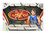 2018-19 Panini Certified Basketball Hobby Box