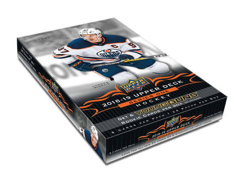 2018-19 Upper Deck Series 1 Hockey Hobby Box
