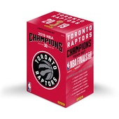 2019 Panini NBA Champions Toronto Raptors Basketball Box Set Collection