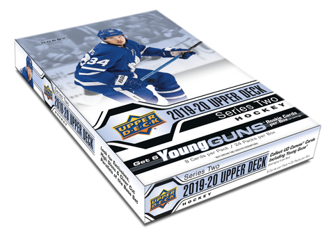 Group Break#1028- 1 CASE (12 Boxes) 2019-20 UPPER DECK S2 PYT+WIN $50 GB CREDIT!