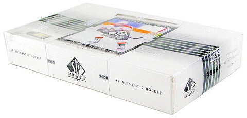 1999-00 SP Authentic Hockey Hobby Box