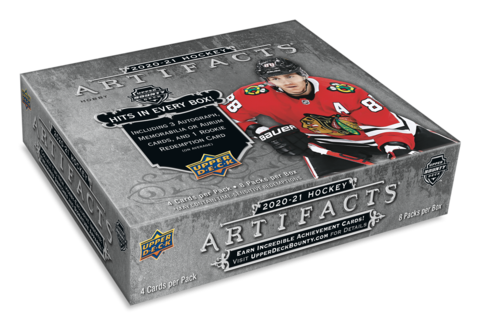Group Break #1838- SIMARD MASTER SPECIAL- 1 CASE(20 BOXES) 20-21 ARTIFACTS TEAM RANDOM + HUGE GIVEAWAY WIN A 2 BOXES 20-21 ARTIFACTS