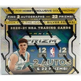 Group Break#2142- 1 Box 2020-21 PANINI PRIZM HOBBY BASKETBALL +BONUS WIN $50GBCR
