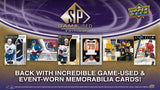 Group Break#2176- 1 INNER CASE (10 Boxes) 2020-21 SP GAME USED PYT #3+WIN $100 GB CREDIT!