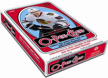 2013-14 O-Pee-Chee Hockey Hobby Box
