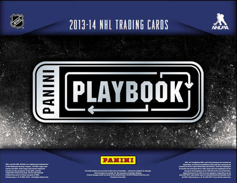 2013-14 Panini Playbook
