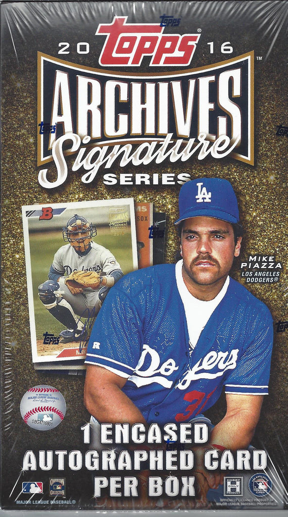 2016 Topps Archives Signature Series