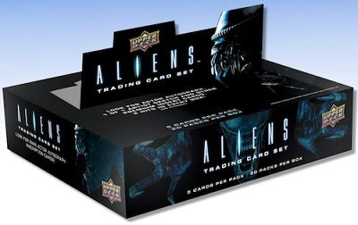 2018 Upper Deck Aliens Trading Cards Hobby Box