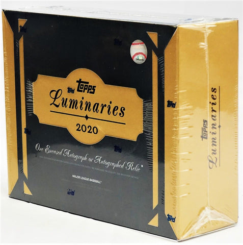 Group Break#1483- 6 BOX BASEBALL MIXER 2020 LUMINARIES MUSEUM CLEARLY AUTHENTIC ARCHIVES ++ TEAM RANDOM  $65/spot+ WIN $100 GB CREDIT
