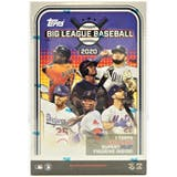 2020 Topps Big League Baseball Collector Hobby Box
