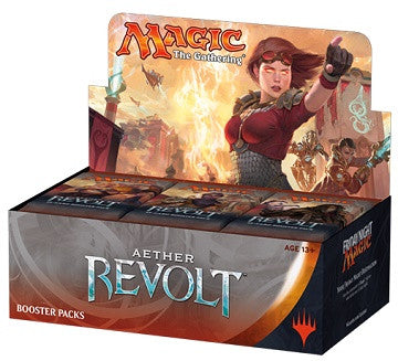 MTG Aether Revolt Booster Box