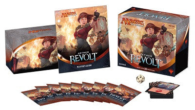 MTG Aether Revolt Bundle Box