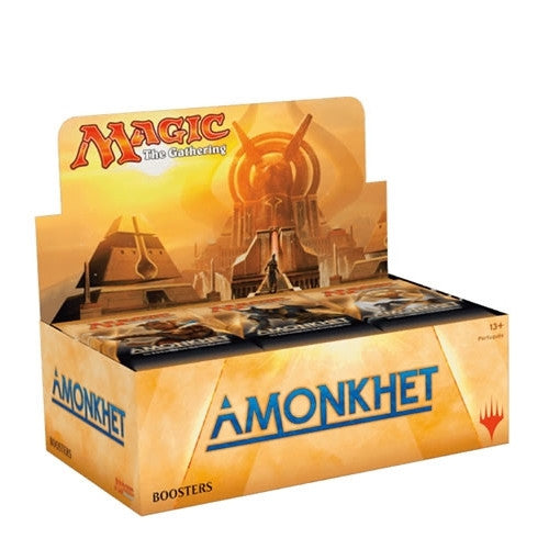MTG Amonkhet Booster Hobby Box