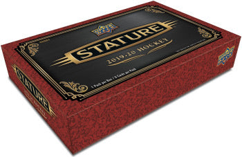 2019-20 Upper Deck Stature Hockey Hobby Box