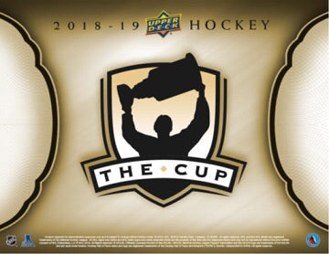 Group Break#957- 1 CASE (6 Boxes) 2018-19 UD CUP PYT+WIN $100 GB CREDIT!