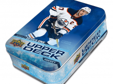 2020-21 Upper Deck Series 1 Hockey Tin