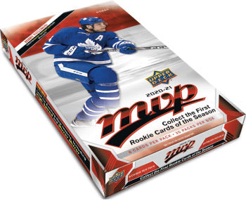 2020-21 Upper Deck MVP Hockey Hobby Box