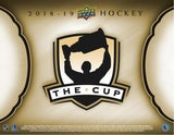 2018-19 UD The Cup Hockey Hobby Box/Tin