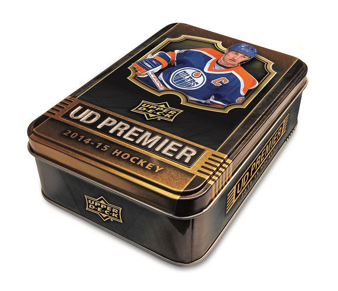 2014-15 Upper Deck Premier Collection Hockey Hobby Box