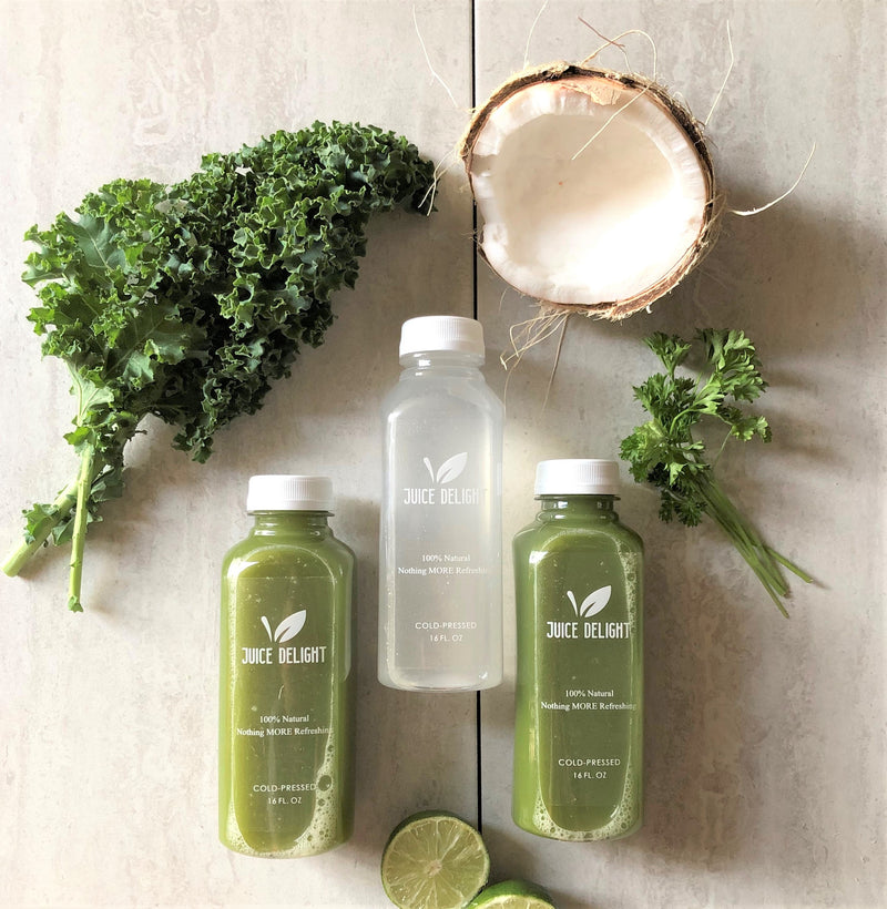 "Coco Cleanse - 3 Day ""The Average"""