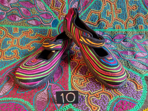 Mary Jane Mola Shoes - Size 10 - Cosmic