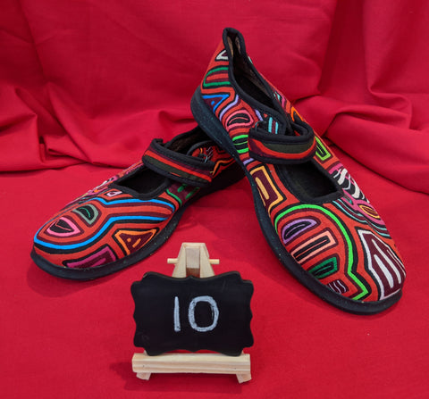 Mary Jane Mola shoes - Size 10 - Molly