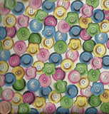 McCalls 33504X sewing buttons Windham fabric