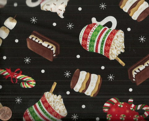 Tossed Holiday Treats