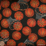 Basketballs and Hoops 5814
