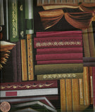 Renaissance Man books Kanvas fabric