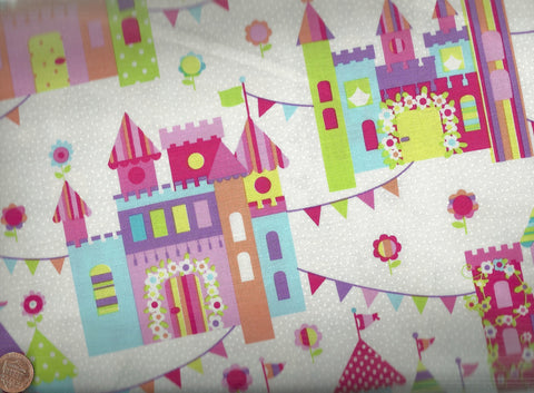 Castle Town Michael Miller fabric